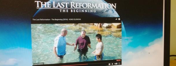 The Last Reformation-liike tarkastelussa